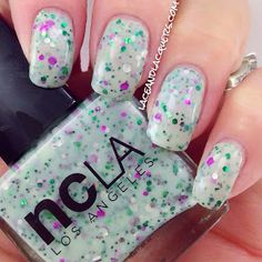 Lace and Lacquers: NCLA: Duchess of LA Collection [Posh and Privileged, Lavish Spender, A Touch of Class, & Let Them Eat Cake]