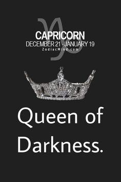 ♑️🖤 actual darkness though. Not like you wannabe dark girls lol - Adriana Stefan - ♑️🖤 actual darkness though. Not like you wannabe dark girls lol ♑️🖤 actual darkness though. Not like you wannabe dark girls lol - Capricorn Quotes, Capricorn Facts, Zodiac Signs Capricorn, Capricorn And Aquarius, Zodiac Star Signs, My Zodiac Sign, Astrology Signs, Capricorn Season, Zodiac Funny