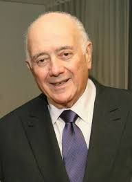 greek billionaire michael jaharis was devout greek orthodox christian all his life and had strong ties with his faith all his life.
