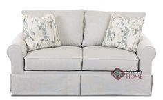 Philadelphia Full Sleeper Sofa. Traditional frame with ageless charm. Customizable.