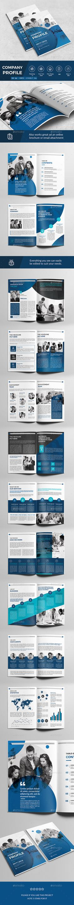 Company Profile Brochure  Corporate Brochures Download Here