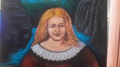 Mona Lisa, Painting, Author, Painting Art, Paint, Draw, Paintings