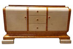 French Art Deco Sideboard on OneKingsLane.com