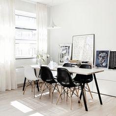 Snažíme se vám ukazovat i originálnější byty, než je tradiční monochromatická barevná paleta a interiér zařízený po skandinávsku, se všemi...