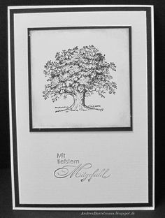 Stampin up: Lovely as a Tree