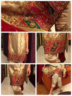 .. Shadi Dresses, Pakistani Formal Dresses, Pakistani Dress Design, Pakistani Fashion Party Wear, Pakistani Wedding Outfits, Indian Outfits, Punjabi Wedding, Indian Clothes, Indian Dresses