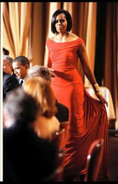 First Lady Of The United States  #MichelleObama 2010 White House Correspondent Dinner