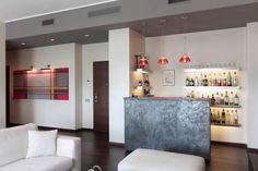 Angolo bar: Soggiorno % in stile % {style} di {professional_name}