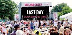 101 Days 16 Hours 30 Mins 26 Secs till VILLAGE GREEN  Book your EARLY BIRD TICKETS by tomo 1 April on http://www.villagegreenfestival.com Photo by Bradley Keeble