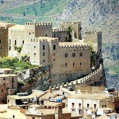 Il Castello di Caccamo (Palermo) Provincia di Trapani, Sicilia - Italy