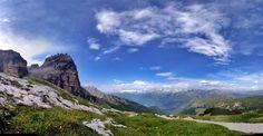 It's always beautiful to walk around Dolomites! È sempre bellissimo passeggiare sulle Dolomiti di Brenta!