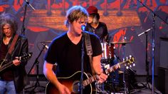 """Jack Ingram Performs """"Higher than Willie, and Jonesin' For Haggard"""" On T..."""