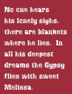 The Allman Brothers Band - song lyrics, song quotes, songs, music lyrics, music quotes,
