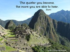 A vibrant country full of unique landscapes, culture and history. These pictures of places to visit in Peru will inspire you to travel there! Timeline Photos, My Photos, Wonder Quotes, Graphic Quotes, Peru Travel, Mount Rushmore, Places To Visit, Vacation, Mountains