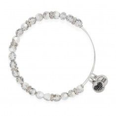 Luxe Sparkle Gleam Beaded Bangle    ALEX AND ANI