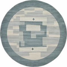 World Menagerie Virginia Gray Area Rug Rug Size: R