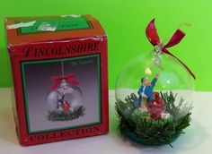 Vintage Lincolnshire The Nativity Collectible Christmas Globe Ornament | eBay