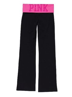 Victoria Secret Sweatpants | Victoria Secret Yoga Pants Large $34.50 | Pink & Victoria secret