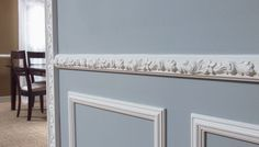 Moulding material explanation & how to install them.