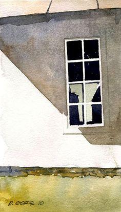 window sketch | da Don Gore (dgdraws)