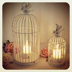 this one - bird cage tealight holder great price
