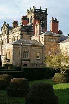 Biddulph Grange - Staffordshire, England / Belle Maison on imgfave English Manor Houses, English Castles, England And Scotland, England Uk, Palaces, Beautiful Buildings, Beautiful Places, Beautiful Life, English Countryside