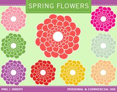 BUY 2 GET 1 FREE 9 Digital Spring Flowers by LoveGraphicDesign, $4.00  https://www.etsy.com/listing/177263648/buy-2-get-1-free-9-digital-spring?ref=sr_gallery_27&ga_search_query=flower+digital+clip+art&ga_order=most_relevant&ga_ref=auto1&ga_page=40&ga_search_type=all&ga_view_type=gallery