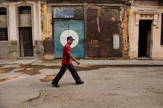 Havana, Cuba. Photo taken by Steve McCurry