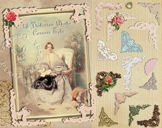 CORNERS  for Card Making Photographer Scrapbooking by pixelmarket, €8.50