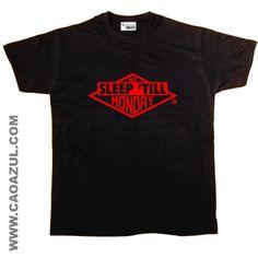 NO SLEEP 'TILL MONDAY