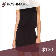 Soft JOIE Ashira DRESS Small DRESS Black NEW!! Very Chic Dress!! Joie Dresses