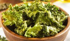 Uudet koukuttavat sipsit – terveellisiä ja helppo tehdä itse!    Clean Eating Kale Chips