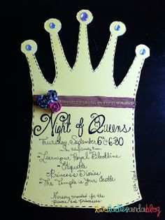 Relief Society Activity, Night of Queens, Relief Society Ideas