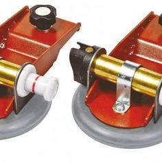 Vacuum Suction Cups (pair) for the Free-Cut Cutting System