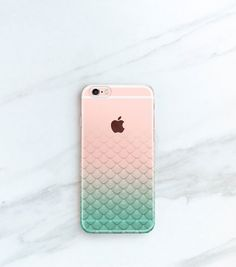 Mermaid iPhone Case Scales iPhone 6s, 6, Plus, Gift For Her