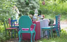 Decoración de mesas para bodas 2015: las ideas más chic Image: 4
