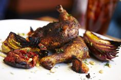 Jerusalem 21 spiced Chicken!  Robin's signature dish!