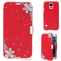 3D-BLING-LUXURY-LEATHER-FLIP-CASE-COVER-FOR-SUMSUNG-GALAXY-S5-S5-S4-S3-MINIS