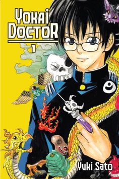 This was one of the most original manga I have ever read because of the fact that the yokai are not portrayed as the evil point of the story.