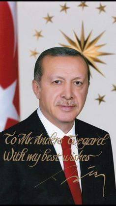 Recep Tayyip Erdoğan - Turkey