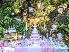 Sweet table de Un jour mon rêve
