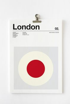 Nick Barclay City Posters