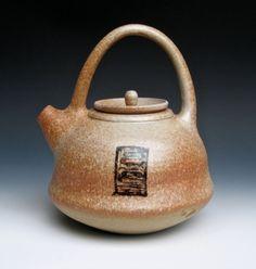Lee Daniels  |  December Teapot. #art #ceramics