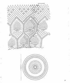 Anchor Elegant Pineapple lace - Augusta - Picasa Web Albums