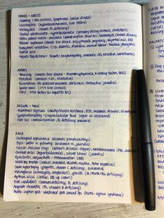Just a page of notes. But she makes it so easy to re-read. Handwriting Examples, Perfect Handwriting, Handwriting Styles, Improve Handwriting, Cursive Handwriting Practice, School Organization Notes, School Notes, School Motivation, Study Motivation