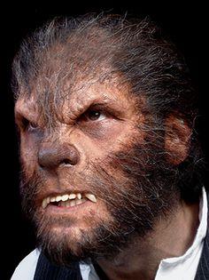 Free Zombie & Werewolf prosthetics Tutorial Videos!