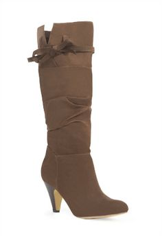 Hot Chocolate have these too really cute except no zipper to get ur food in you have to push ur foot in but after there great a bit tight in the toes but after several wear they loosen up.