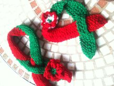 Bufandas navideñas para mascotas