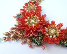 Tangerine Summer Bloom | Cielo design