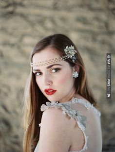 Neato! - Sparkly bridal headpiece by Enchanted Atelier | photo by Laura Gordon | CHECK OUT MORE IDEAS AT WEDDINGPINS.NET | #weddings #weddingveils #weddingthemes #events #forweddings #iloveweddings #romance #honeymoon #hats
